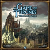 A Game of Thrones: The Board Game (Second Edition), Fantasy Flight Games, 2011