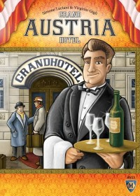 Grand Austria Hotel, Lookout Games, 2015 (image provided by the publisher)