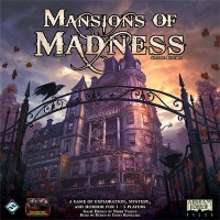 Mansions of Madness: Second Edition Mansions of Madness: Second Edition, Fantasy Flight Games, 2016 — front cover (image provided by the publisher)