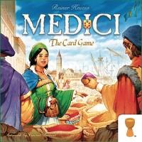 Medici: The Card Game - Die 10 besten Reisespiele