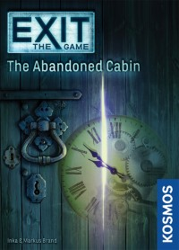 Exit: The Game – The Abandoned Cabin - Exit - Das Spiel