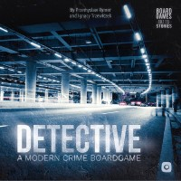 Detective: A Modern Crime Boardgame - Detective: A Modern Crime Boardgame