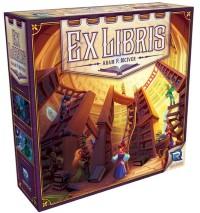 Ex Libris Ex Libris, Renegade Game Studios, 2017