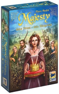 Majesty: For the Realm Majesty: deine Krone, dein Königreich