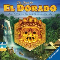 The Quest for El Dorado - Wettlauf nach El Dorado - Ersteindruck