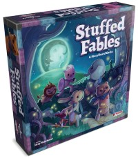 Stuffed Fables Stuffed Fables, Plaid Hat Games, 2017