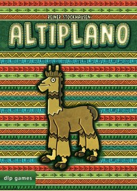 Altiplano Altiplano - Brettspiel Ersteindruck