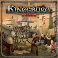 Kingsburg (Second Edition) Brettspiel-Videos
