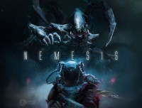 Nemesis, Rebel, 2018 — front cover (image provided by the publisher)