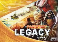 Pandemic Legacy: Season 2 - Asmodee