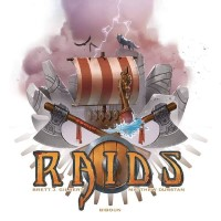 Raids Raids, IELLO, 2018 — front cover