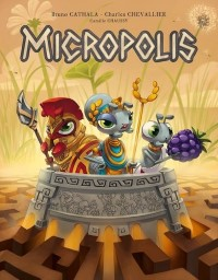 Micropolis Micropolis - Micropolis, Matagot, 2018 — non-final cover image