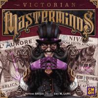 Victorian Masterminds - Victorian