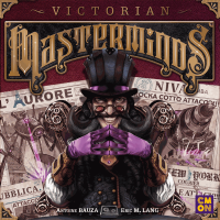 Victorian Masterminds Victorian Masterminds -