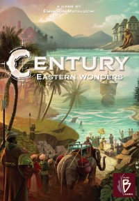 Century: Eastern Wonders - Century: Eastern Wonders