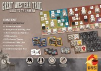 Great Western Trail: Rails to the North Great Western Trail - Rails to the North
