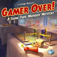 Gamer Over! A Game Fair Murder Mystery Frosted Games wächst