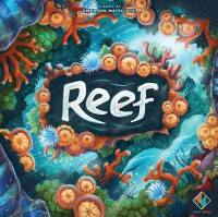 Reef Reef - Reef, Next Move Games, 2018 — front cover (image provided by the publisher)