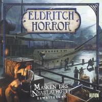 Eldritch Horror: Masks of Nyarlathotep - Weitere neue Spiele von Asmodee