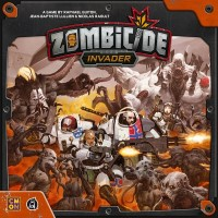 Zombicide: Invader Zombicide: Invader - Zombicide:Invader, CMON Limited/Guillotine Games, 2018 — front cover (image provided by the publisher)