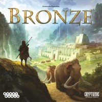 Bronze, Hobby World/Cryptozoic Entertainment, 2018 — front cover (image provided by the publisher)