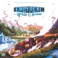 Empyreal: Spells & Steam - Spannende Brettspiel-Kickstarter 2018