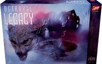 Betrayal Legacy Betrayal Legacy - Betrayal Legacy, Avalon Hill, 2018 (image provided by the publisher)