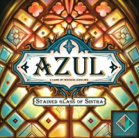 Azul: Stained Glass of Sintra Azul: Stained Glass of Sintra, Next Move Games, 2018 — front cover (image provided by the publisher)