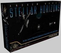Stellar Horizons, Compass Games, 2019
