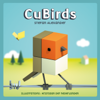 CuBirds, Catch Up Games, 2018 — front cover (image provided by the publisher)