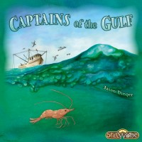 Captains of the Gulf, Spielworxx, 2018 — front cover (image provided by the publisher)
