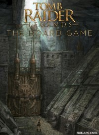 Tomb Raider Legends: The Board Game, Square Enix Co., Ltd., 2019 — front cover