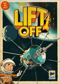 Lift Off Lift Off - Lift Off, Hans im Glück, 2018 — front cover (image provided by the publisher)