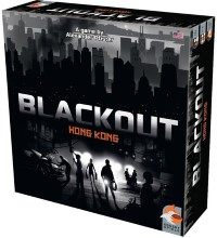 Blackout: Hong Kong Blackout: Hong Kong - Blackout: Hong Kong, eggertspiele, 2018 (image provided by the publisher)