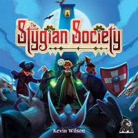 The Stygian Society, APE Games, 2019 — front cover (image provided by the publisher)