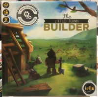 Little Town Builders Little Town Builders - The Little Town Builder, IELLO, 2019 — mock-up at SPIEL