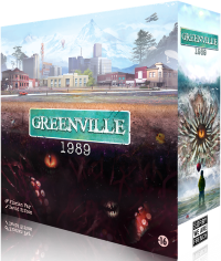 Greenville 1989 Greenville 1989 - Greenville 1989, Sorry We Are French, 2019