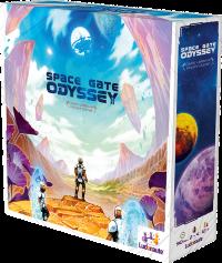 Space Gate Odyssey Space Gate Odyssey - Space Gate Odyssey, Ludonaute, 2019
