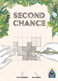Second Chance, Act in games, 2019 — front cover