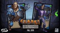 Clank! Legacy: Acquisitions Incorporated, Dire Wolf Digital/Renegade Game Studios, 2019 — promotional image