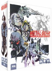 Metal Gear Solid: The Board Game, IDW Games, 2019