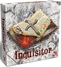 Inquisitor Inquisitor - Inquisitor, REDIMP GAMES, 2019 (image provided by the publisher)