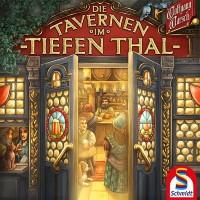 Die Tavernen im Tiefen Thal, Schmidt Spiele, 2019 — front cover