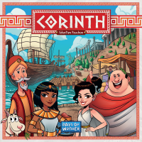 Corinth Corinth - Corinth, Days of Wonder, 2019 — front cover (image provided by the publisher)