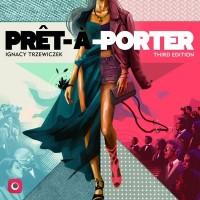 Prêt-à-Porter, Portal Games, 2019 — front cover