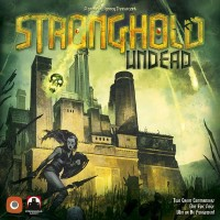 Stronghold: Undead (2nd edition), Portal Games/Stronghold Games, 2019 — front cover