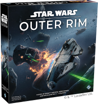Star Wars: Outer Rim, Fantasy Flight Games, 2019