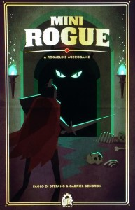 Mini Rogue, Nuts! Publishing, 2019 — front cover (image provided by the publisher)