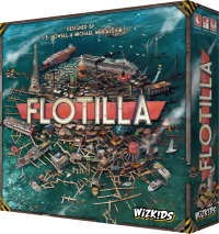 Flotilla, WizKids, 2019 (image provided by the publisher)
