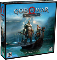 God of War: The Card Game, CMON Limited, 2019